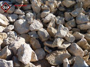 Piedra de mampostería decoración jardín