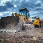 Máquinas de construcción y obras según su peso