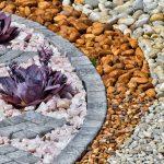Tipos de jardines con gravilla