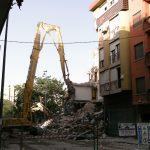 4 técnicas para demoler un edificio