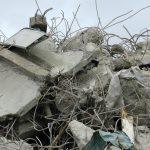 Vertedero de escombros en Murcia