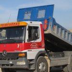 Camiones y palas: combinaciones