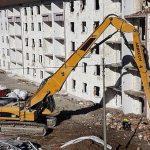 Demolición de un edificio: 6 metodologías