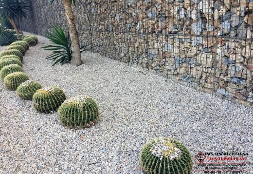 Pavimentos de jardin fabulous pegamento de resina epoxi - Gravas para jardin ...