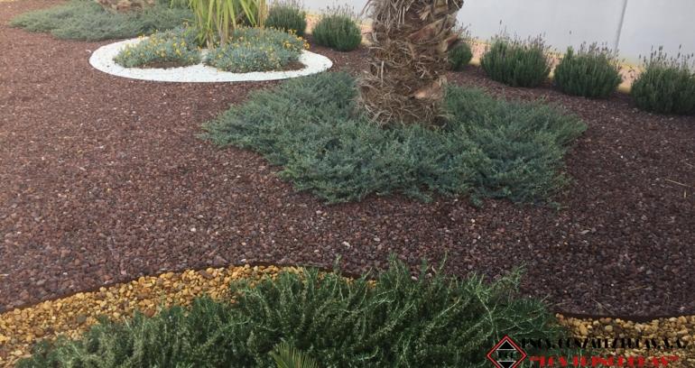 Aridos para jardin precios materiales para la renovaci n for Piedras de jardin decorativas